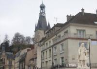 Idée de Sortie Château Thierry Visite guidée : Sur les pas de Jean de La Fontaine