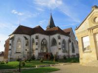 Idée de Sortie Sommeval Un jour, une église - Bouilly
