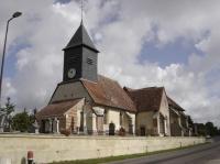 Idée de Sortie Dosches Un jour, une église - Laubressel