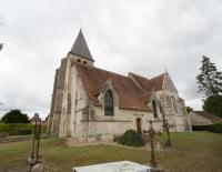 Idée de Sortie Silly la Poterie Visite guidée de l'église d'Autheuil-en-Valois