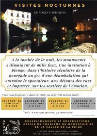 Idée de Sortie Fontaine Mâcon VISITES NOCTURNES