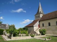 Idée de Sortie Saint Thibault Un jour, une église - Isle-Aumont