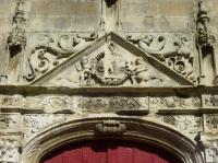 Idée de Sortie Saint Christophe à Berry Visites guidées de l'église de Bitry