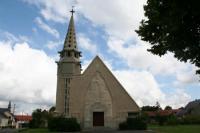 Idée de Sortie Vorges Journées du Patrimoine 2020 à Monthenault : L'église Art déco