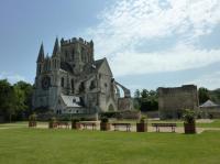 Idée de Sortie Augy Journées du Patrimoine à l'Abbatiale Saint-Yved de Braine