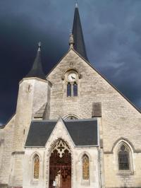 Idée de Sortie Saint Julien les Villas Un jour, une église - Saint-Julien-les-Villas