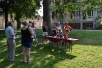 Idée de Sortie Fontaine Visites Gourmandes du Circuit de la Paume