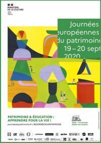 Idée de Sortie Belleville JOURNÉE EUROPÉENNE  DU PATRIMOINE- VISITE HISTORIQUE DE LA VILLE