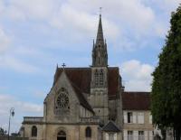 Idée de Sortie Crépy en Valois Visite libre de l'église