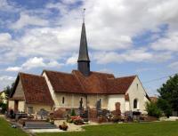 Idée de Sortie Mesnil la Comtesse Un jour, une église - Feuges
