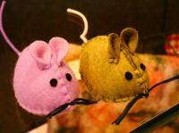 Idée de Sortie Mouzon Fabrique ta souris en feutrine
