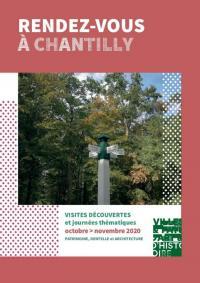 Idée de Sortie Chantilly ANNULÉ. Visite guidée Chantilly pendant la Grande Guerre