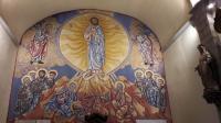 Idée de Sortie Villefranche de Panat Visite de l'Eglise St-Pierre de Cannac - Fresques de Nicolaï Greschny