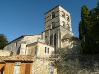 Idée de Sortie La Rochebeaucourt et Argentine Eglise Saint-Pierre d'Edon