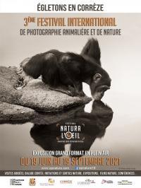 Idée de Sortie Saint Hilaire Foissac Festival Natura l'oeil : Visite guidée des espaces Paysages et Eau source de vie de l'exposition