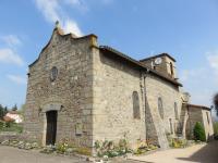 Idée de Sortie Balbigny Eglise - Cleppé
