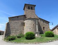 Idée de Sortie Grandris Eglise de Chambost