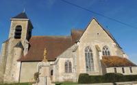 Idée de Sortie Bernon Eglise de Chessy-les-Près