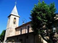 Idée de Sortie Le Puy Sainte Réparade Eglise de l'assomption Sainte Marie