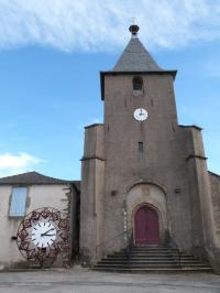 Idée de Sortie La Bastide Solages Eglise de Saint André