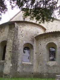 Idée de Sortie Sauzet Eglise de Saint Marcel les Sauzet