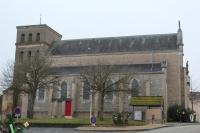 Idée de Sortie Cras sur Reyssouze Eglise de Saint-Martin-le-Châtel