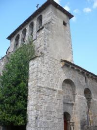 Idée de Sortie Vézins de Lévézou Eglise de St-Etienne-de-Viauresque