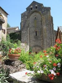 Idée de Sortie Buzeins Eglise de St Grégoire à Sévérac d'Aveyron