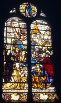 Idée de Sortie Rumilly lès Vaudes Eglise Notre-Dame