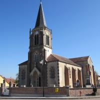 Idée de Sortie Rumilly lès Vaudes Eglise paroissiale de l'Assomption