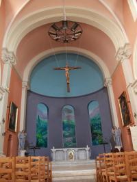 Idée de Sortie Mollégès Eglise paroissiale Saint-Pierre-es-Liens