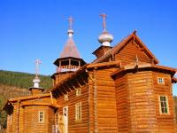 Idée de Sortie Peux et Couffouleux Eglise Russe