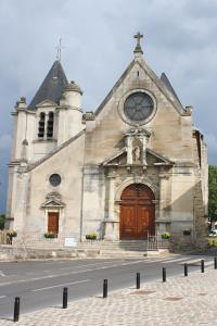 Idée de Sortie Val d'Oise Eglise Saint-Acceul