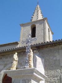 Idée de Sortie Sénas Eglise Saint Amand