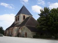 Idée de Sortie Chauffour lès Bailly Eglise Saint-André