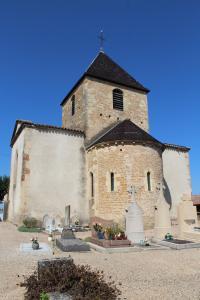 Idée de Sortie Biziat Eglise Saint-André de Saint-André-d'Huiriat