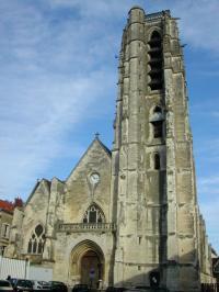Idée de Sortie Azy sur Marne Eglise Saint-Crépin de Château-Thierry