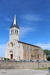Idée de Sortie Biziat Eglise Saint Denis de Cruzilles-lès-Mépillat
