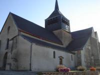 Idée de Sortie Saint Just Sauvage Eglise Saint-Denis de Maizières la Grande Paroisse
