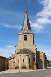 Idée de Sortie Cormoranche sur Saône Eglise Saint-Didier de Cormoranche-sur-Saône