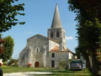 Idée de Sortie Étriac Eglise Saint-Estèphe