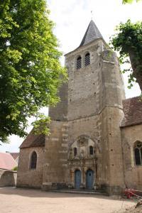 Idée de Sortie Ainay le Château Église Saint-Étienne
