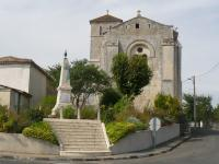 Idée de Sortie Saint Bonnet sur Gironde EGLISE SAINT-GEORGES DE SAINT-GEORGES-DES-AGOUTS