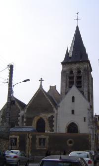 Idée de Sortie Antony Eglise Saint-Germain-l'Auxerrois