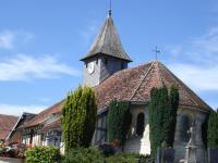 Idée de Sortie Rosnay l'Hôpital Eglise Saint-Hubert de Pars-lès-Chavanges
