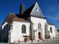 Idée de Sortie Moussey Eglise Saint-Léger