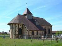 Idée de Sortie Dampierre Eglise Saint-Léger de Saint-Léger-sous-Margerie