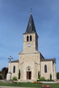 Idée de Sortie Saint Laurent sur Saône Eglise Saint-Martin de Grièges