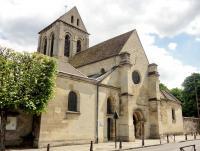 Idée de Sortie Val d'Oise Église Saint-Ouen