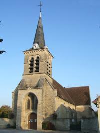 Idée de Sortie Rumilly lès Vaudes Eglise Saint-Parre